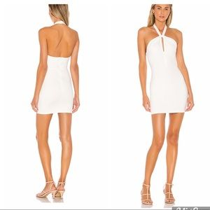 Lovers + friends mahira mini dress
